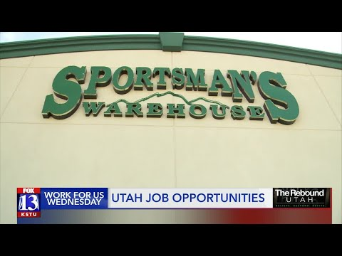 Work For Us Wednesday: Sportsman's Warehouse