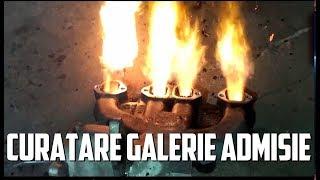 CUM SE CURATA GALERIA DE ADMISIE   TUTORIALE EP.8