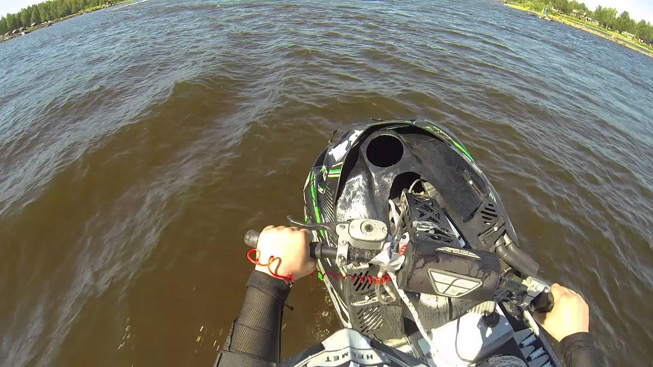 Raccoon Racing kalix watercross iqr 600