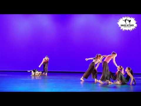 Dance Attack ON STAGE 2018: SAMWD Lier Junior Compagnie 1
