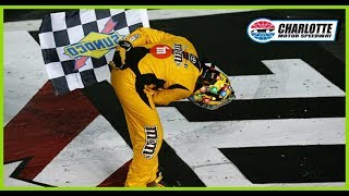 See the Monster Energy NASCAR Cup Series highlights from the Coca-Cola 600