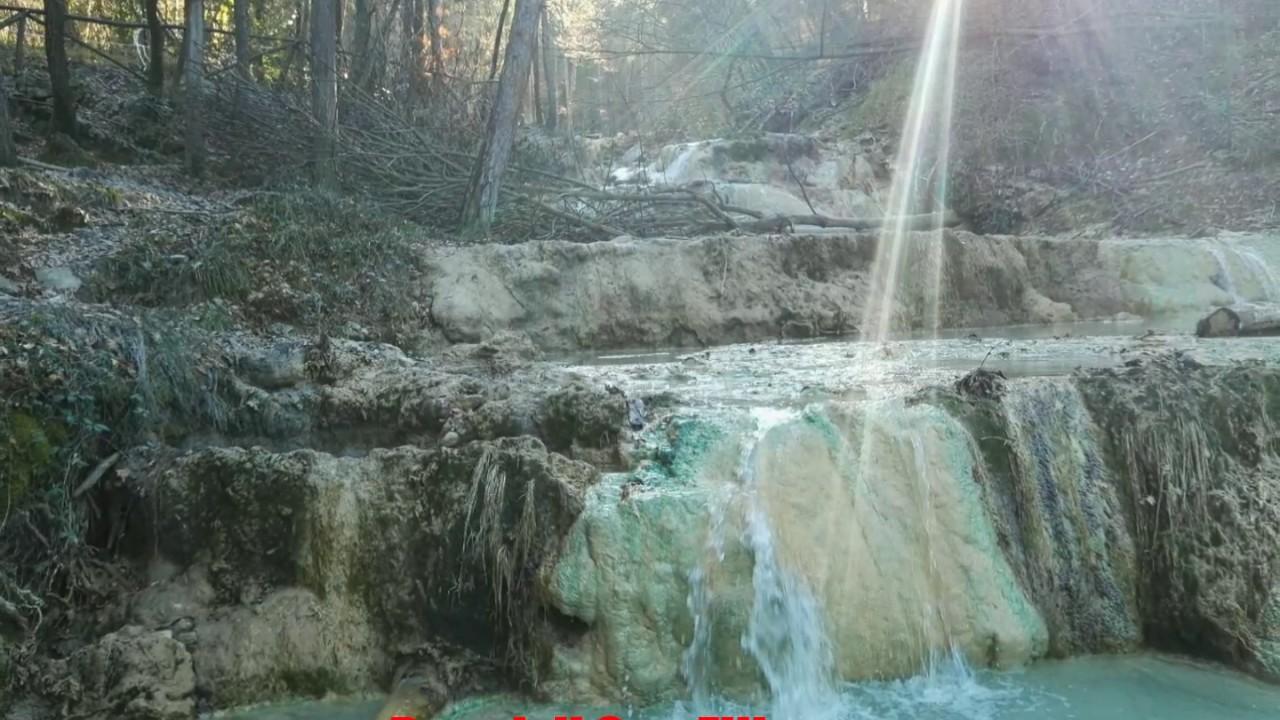 Bagni di San Filippo  Terme  YouTube