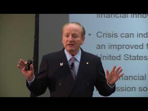"Robert C. Merton, Nobel Laureate in Economics, ""Can Financial Innovation Change our Future?"""