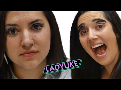 Could You Do Makeup In The Dark? • Ladylike