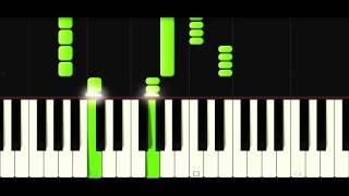 atemlos durch die nacht helene fischer piano tutorial free sheet music and midi files