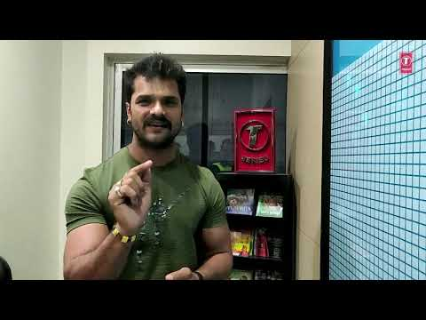 KHESARI LAL YADAV Message To Subscribe T-Series #BharatWinsYouTube
