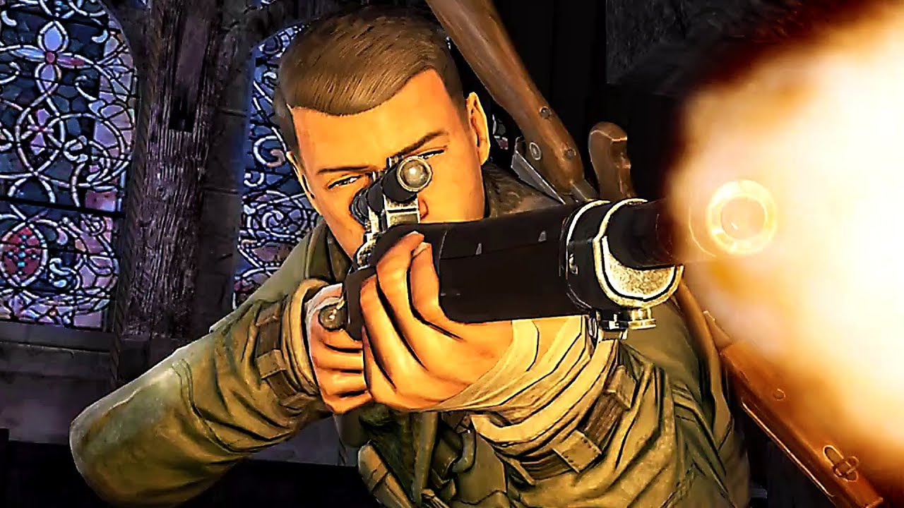 SNIPER ELITE V2 REMASTERED Trailer (2019) PC / PS4 / XBox One / Switch + video