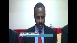 Regional Consultations for the Line Ministers in Mogadishu