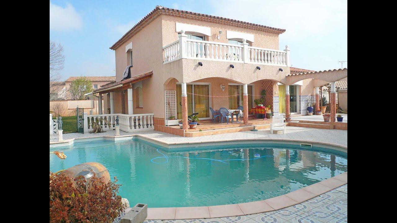 Vakantiehuis met priv zwembad in perpignan in de for Piscine perpignan