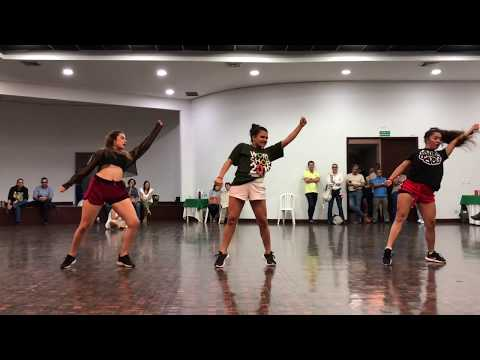 || BAD VIBE || M.O feat. Lotto Boyzz & Mr Eazi || Choreo: Marthe Vangeel || Dancehall Workshop 2018