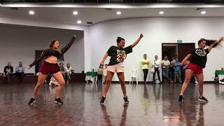 || BAD VIBE || M.O feat. Lotto Boyzz & Mr Eazi || Choreo: Marthe Vangeel || Dancehall Workshop 2018