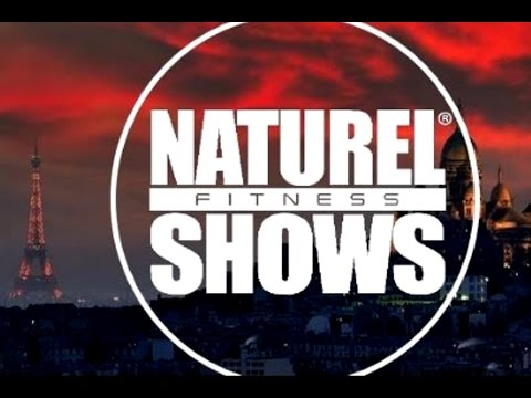 "NATUREL FITNESS SHOWS 2016 "" séssion 2 """