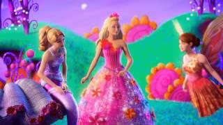 Barbie Secret Door Teaser Trailer Finnish