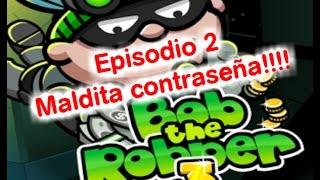 Se me ha olvidado el código!!!!! Bob the robber 3 02