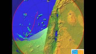 Weather doppler radar animation screenshot 5