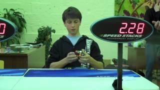 Kỷ lục thế giới - kỷ lục guinness về chơi rubik