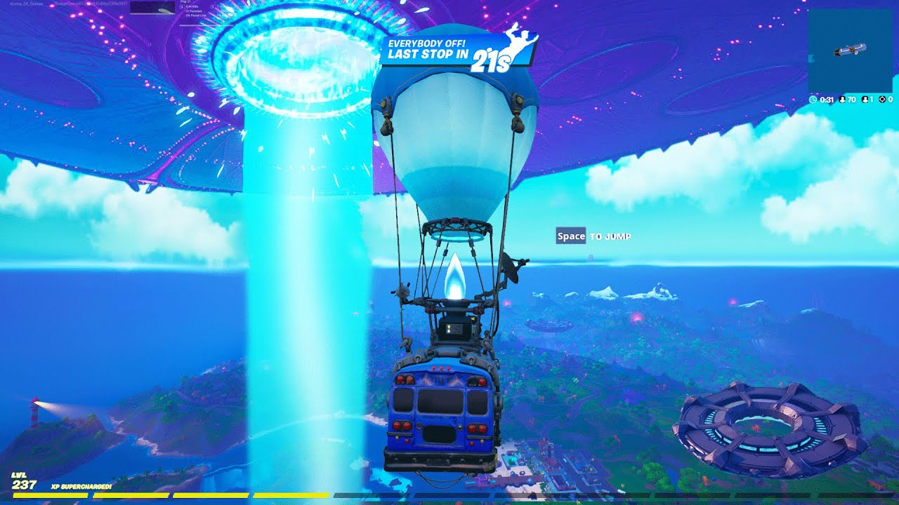 Download MOTHERSHIP Finally *ABDUCTING* in Fortnite!