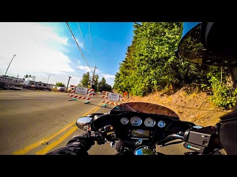 ROAD CLOSED!!! | Street Glide Special | MotoVlog 247