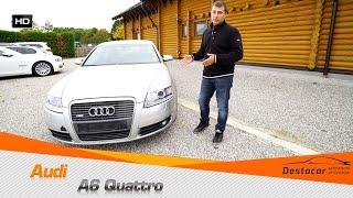 Прощальное видео с Ауди А6 3.0 Quattro