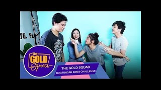 TGS DO THE DUGTUNGAN SONG CHALLENGE | The Gold Squad