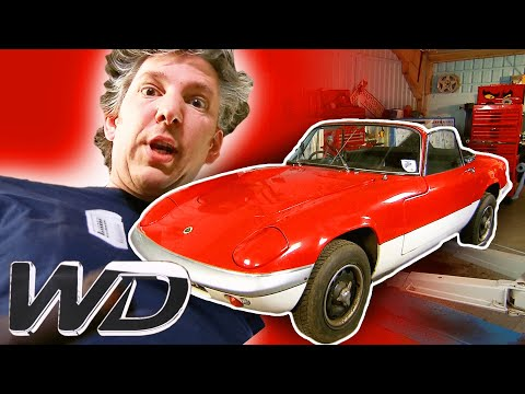 Lotus Elan: How To Fix Suspension & Steering And Replace The Exhaust | Wheeler Dealers
