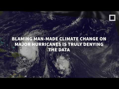 Heritage Explains 011: Hurricanes Not Caused by Climate Change