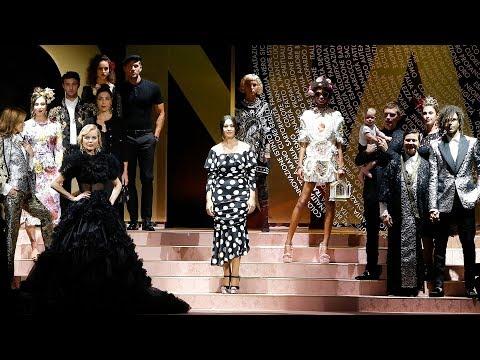 Dolce&Gabbana Spring Summer 2019 Women's Fashion Show