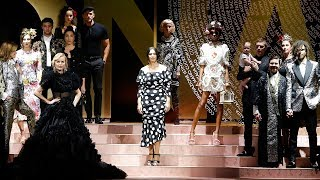 Dolce&Gabbana Spring Summer 2019 Womens Fashion Show