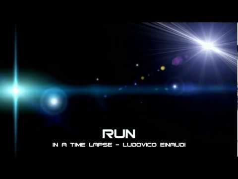 Ludovico Einaudi - Run - In a time lapse!