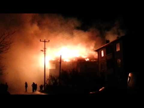 Akyazi Yağcilardaki yangın..(2013)(1)