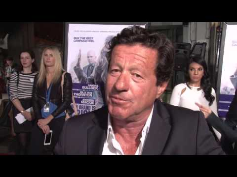 Our Brand Is Crisis: Joaquim de Almeida Exclusive Premiere