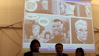 16/11/2012 - Liceo Cecioni, Livorno   Studenti di ieri Vs studenti di oggi   Daniele Caluri