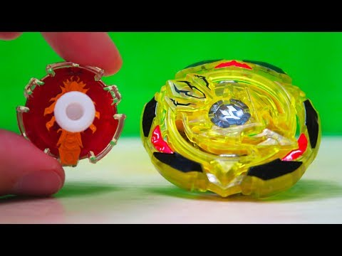 САМЫЙ СИЛЬНЫЙ Волчок BeyBlade Burst от Hasbro БейБлэйд Micros VS СЛИНГ ШОК