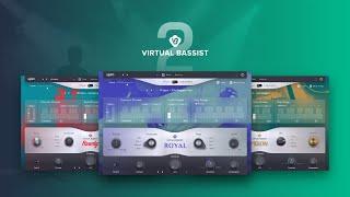 ujam - Virtual Bassist 2 시리즈 - 가상악기
