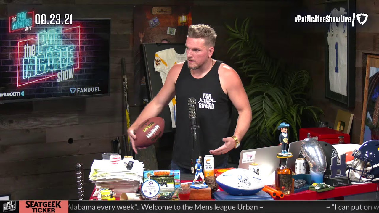 Download The Pat McAfee Show | Thursday September 23rd, 2021