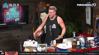 The Pat McAfee Show | Thursday September 23rd, 2021