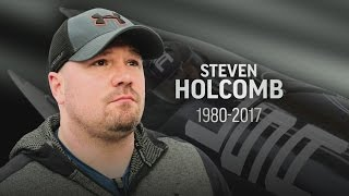 Olympian bobsledder Steven Holcomb, who trained at ETSU, found dead