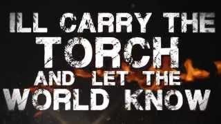 CONVICTIONS - Heart Of Fire [Ft. Ryan Kirby of Fit For A King] (Official Lyric Video)
