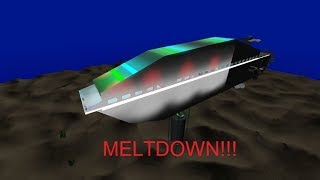 Liquid Submarine MELTDOWN Roblox