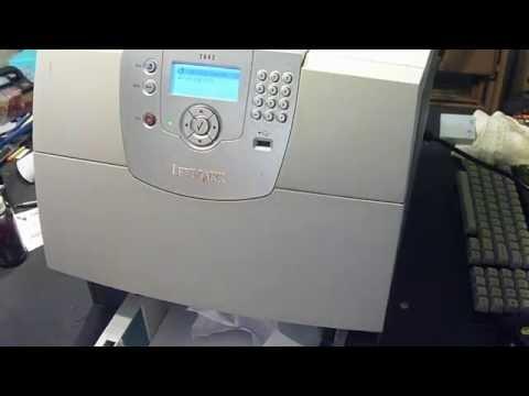 Lexmark T642 Printer Repair