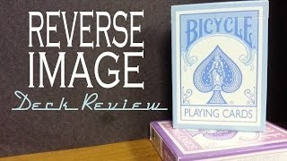 Reverse Image Bicycle Decks - USPCC - Playing Cards Review