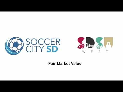 SoccerCity vs. SDSU West - Fair Market Value