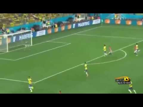Marcelo Own Goal - Brazil vs Croatia 3-1 FIFA WORLD CUP 2014
