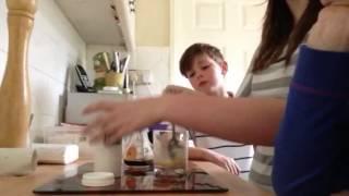 Baking powder experiment Thumbnail