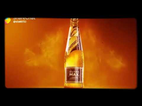 Kingfisher Ultra Max Beer Tamil Song Youtube
