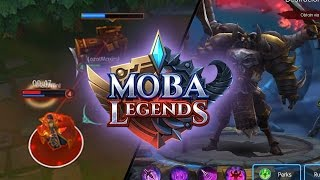 MOBA LEGENDS (MAXIM GAMEPLAY) - NEW FREE 2 PLAY MOBILE MOBA GAME (+ GIVEAWAY)
