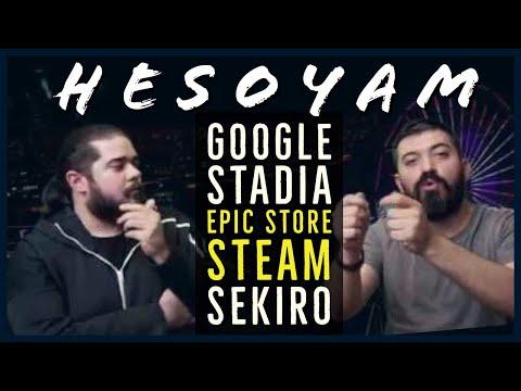 Google Stadia NEDİR, Epic Store NE Amaçlamaktadır, Sekiro NASIL? - PintiPanda Ve CS #HESOYAM