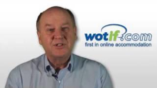 Wayne Mansfield on Wotif.com