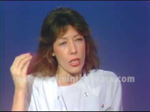 Lily Tomlin Interview 1984 Brian Linehan's City Lights