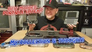 Best Modded Portable Gaming System? My Collection & My thoughts on 3ds, PSP, Vita, DS and more